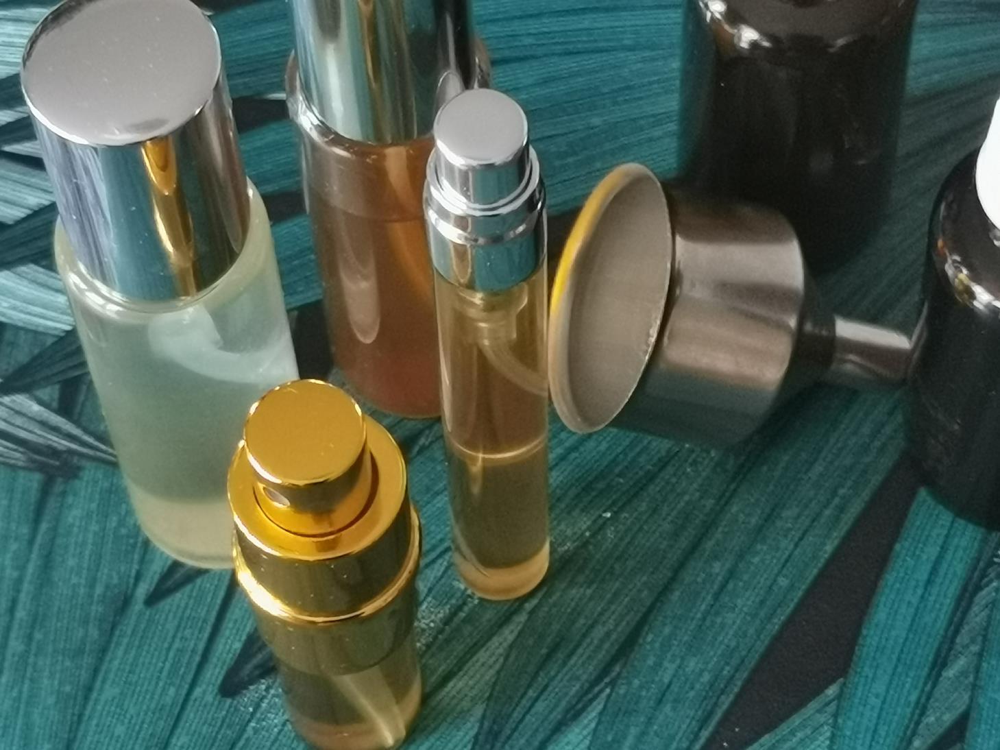 Atelier Eau de Parfum - Le Grimoire de Sandrine