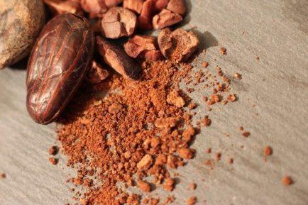 le cacao et la cosmétique au naturel