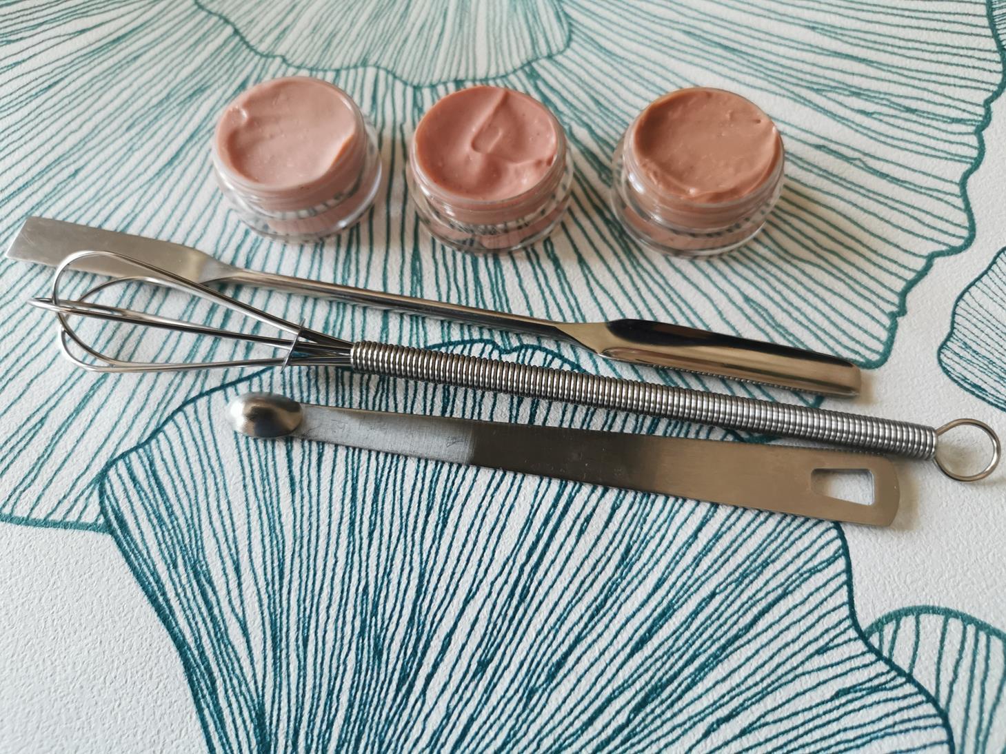 Atelier cosmétique - bbcrème - Le Grimoire de Sandrine